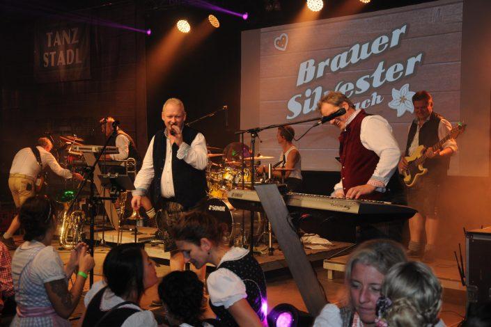 Lasser Brauersilvester 2017
