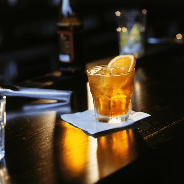 Cocktails, Bock Shot