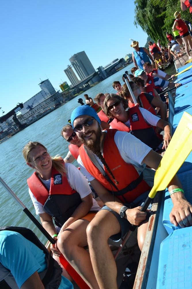 Drachenbootrennen Grenzach